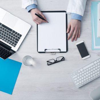 medical writer professionista