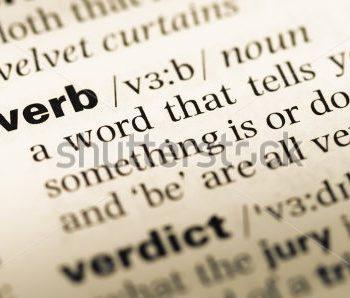 medical writing- la forza dei verbi